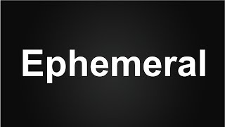 Ephemeral Meaning in Urdu, How to Say Ephemeral in English, Ephemeral Meaning in Hindi