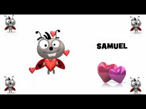 Joyeux Anniversaire Samuel Youtube