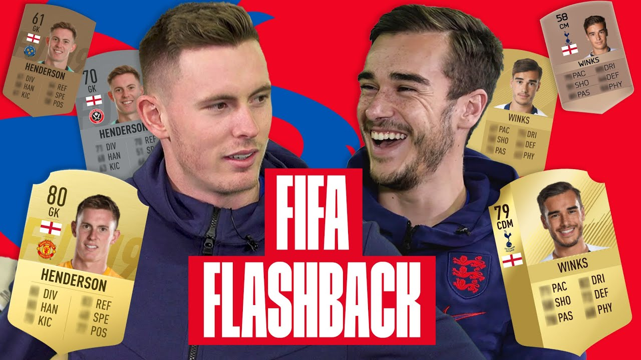 """That's Just An INJUSTICE!"" 😤  Henderson & Winks React To FIFA 21 Ratings 