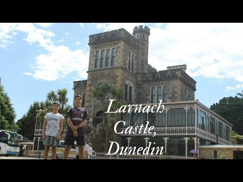 Larnach Castle Tour, Must do in Dunedin