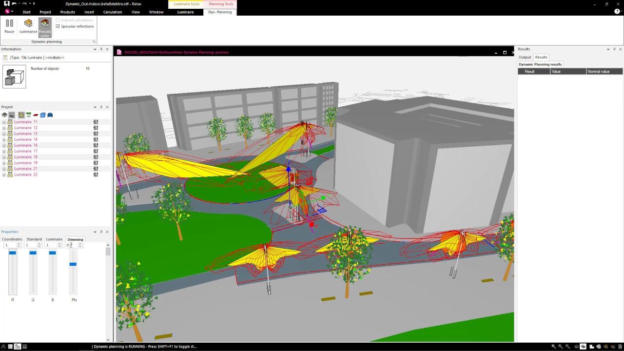 Conheça 3 softwares para trabalhos em iluminação - Reluxnet 2020.2