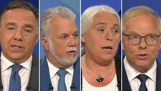 Le compte-rendu du grand débat des chefs