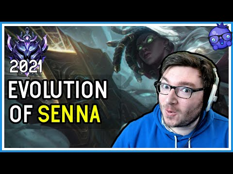 Could this be the evolution of Senna Support? – League of Legends