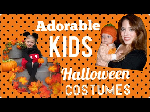 Adorable Little Kid Loves Halloween Costume! | 2017 👻 🎃