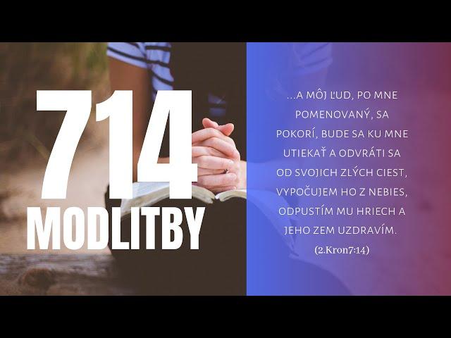 714 Modlitby (Ed Silvoso)