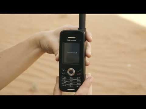 Using Your Thuraya XT Satellite Mobile Phone - Art Marine