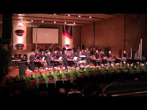 Slagwerkgroep Excelsior Oostendorp - Songs for an Ancient Soul (M. Nevin arr. Tim van Klompenburg)