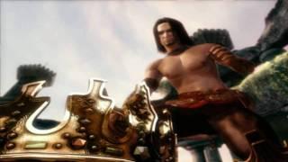 Prince Of Persia T2T Walkthrough Part 44 - The Terrace (Last Boss)