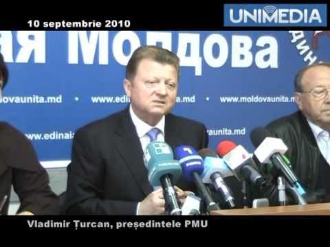 PMU despre plecarea lui Stepaniuc și colaborarea forțelor de stînga