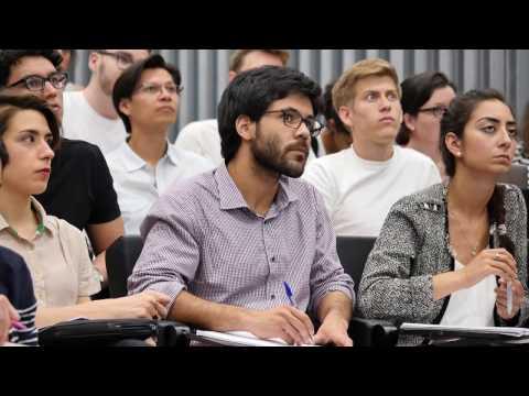 Master in Development Studies at the Graduate Institute, Geneva
