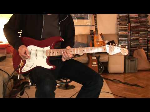 1997 Fender Stratocaster Custom Shop 1958er Stratocaster + Jewel-Drive Part1