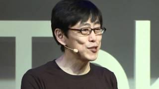 Information bank - [English]: Ryosuke Shibasaki at TEDxTokyo