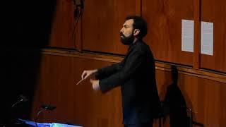 IL TABARRO extracts - Sassari 2020. Marco ALIBRANDO, Direttore