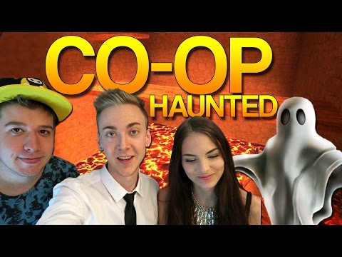 CS:GO - CO-OP Haunted House!