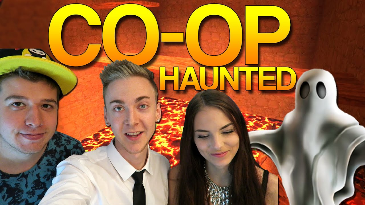 Download CS:GO - CO-OP Haunted House!