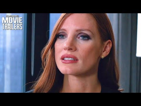 Molly's Game | Gripping first full trailer with Jessica Chastain