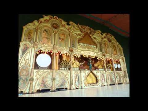 """Ship Ahoy! Preston's 112 Key Gavioli Scenic Organ """"The Gavioliphone"""""""