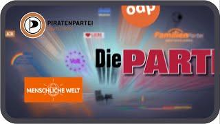 Alle kleinen Parteien in einem Video* | Bundestagswahl 2021