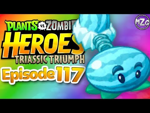 Winter Melon LEGENDARY Card! - Plants vs. Zombies: Heroes Gameplay - Episode 117