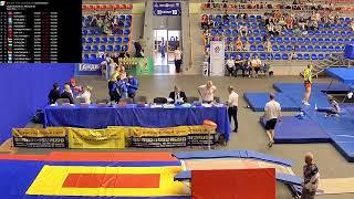 Чемпионат России по прыжкам на батуте 2019 года День 3 ДМТ и АКД
