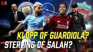 DREAMTEAM: Het Gecombineerde Liverpool En Manchester City!