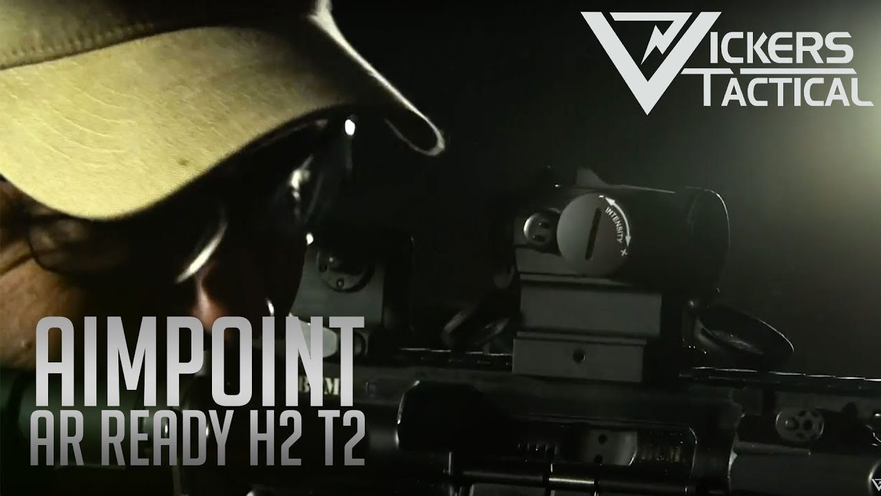 Aimpoint Ar Ready H2 T2 Youtube