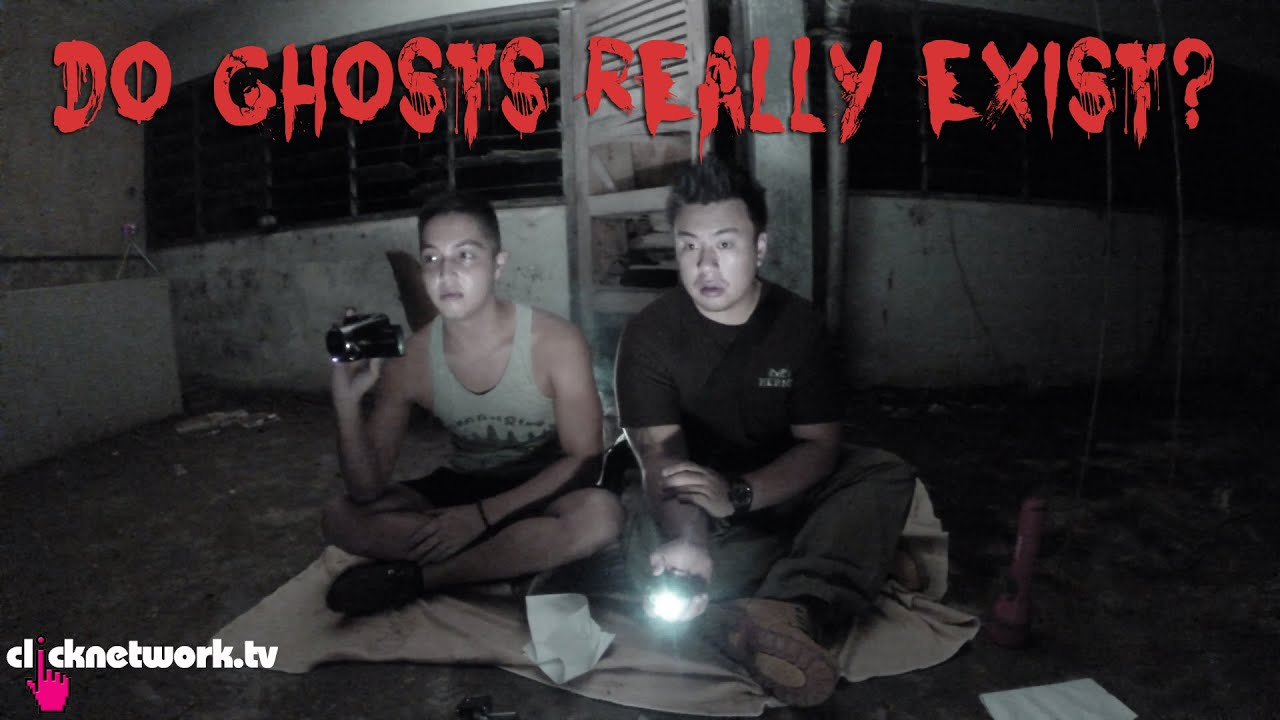 do ghosts exist