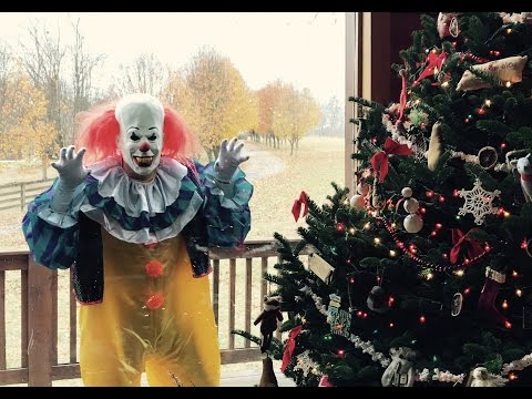 Thumbnail: The Creepy Killer Clown is Back and this time he Crossed the Line. (New skit)