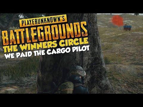 WE PAID THE CARGO PILOT!   TWC #12 - PlayerUnknown's Battlegrounds