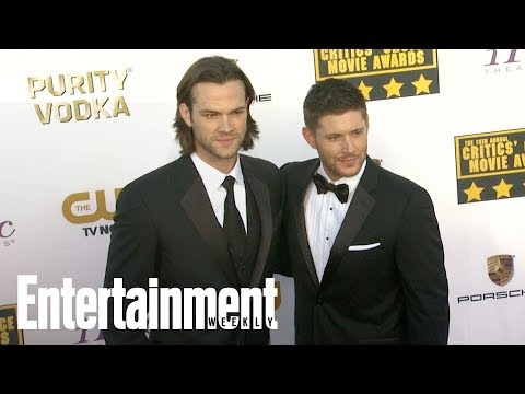 'Supernatural' Jensen Ackles To Play A Character Other Than Dean   Flash  Entertainment Weekly