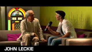 John Leckie - Interview with record producer John Leckie part 1