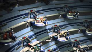 Lego SW Падаванская угроза. Часть 1