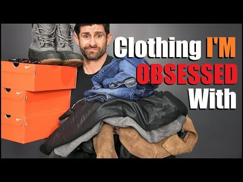 alpha m. Style OBSESSIONS! (6 Things I'm TOTALLY Obsessed With!)