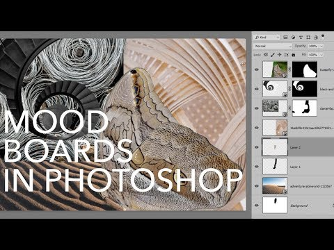 How to create a mood board for interior design