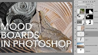 How to Create a Mood Board in Photoshop