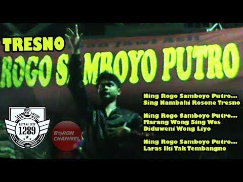 Tresno Rogo Samboyo Putro - Solah Rijik Sang Idola Namaku Amboen 1289