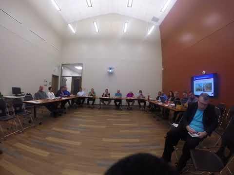 Naperville Park District Board Meeting - September 21, 2017