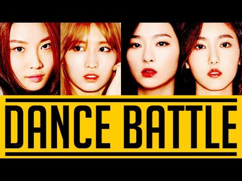 Seulgi VS Momo VS SinB VS Chungha (Dance Battle)