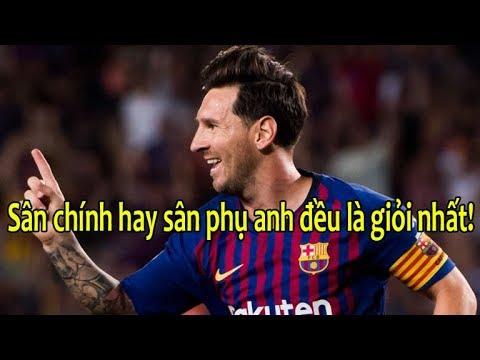 Trên sân tập Messi cón bá đạo hơn rất nhiều