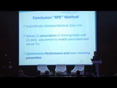 Training monitoring in football | Dr. Karim Chamari (Aspetar)