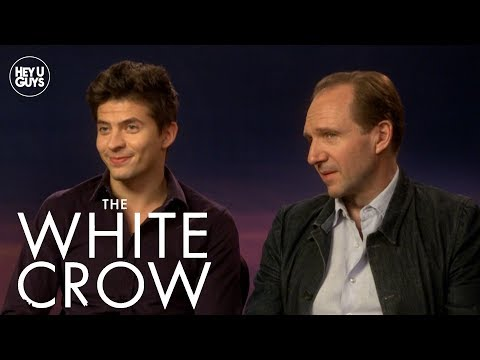 The White Crow - Ralph Fiennes & Oleg Ivenko On Their Russian Ballet Movie