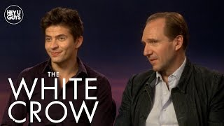The White Crow Trailer Biography 2019 Ralph Fiennes S