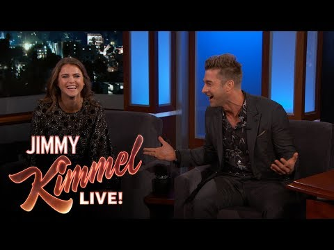 Keri Russell & Scott Speedman on Felicity Reunion