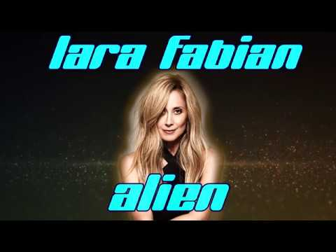 Lara Fabian - Alien (Lyrics Video)