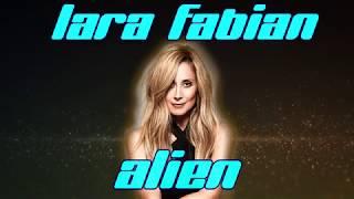 Lara Fabian - Alien (Lyrics video)