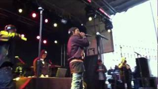 """""""Palace""""  A$AP Rocky & Clams Casino LIVE @ The Creator's Project DUMBO 10/15/11"""