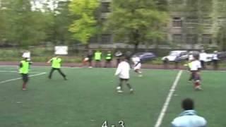 Ауди клуб - Лачетти клуб(Чемпионат АфЛ СПб 2009., 2009-10-05T09:03:22.000Z)
