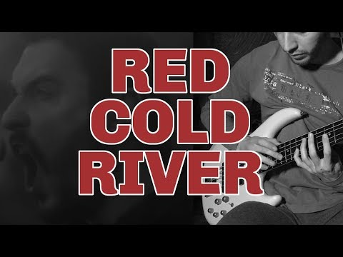 Breaking Benjamin - Red Cold River (Bass Cover)