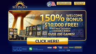 Sun Palace Casino New Slot Machine: Eagle Shadow Fist (With Special Feature Big Win!)