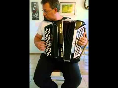 ABBA Money Money Money with accordion